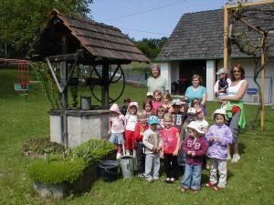 Ausflug zum Brunnen in Tschanigraben 4