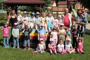 Ausflug des Kindergartens