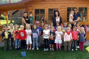 Kindergartengruppe 2011/2012