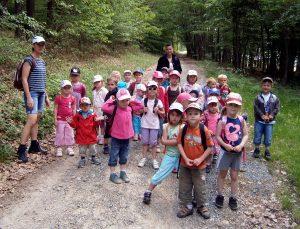 Kindergartenausflug nach Kleinmürbisch