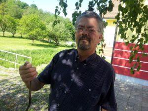 Will, der Schlangenbeschwörer