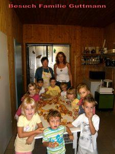 Besuch der Familie Guttmann