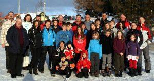 """Toller Ski-Tag der """"New Generation Inzenhof"""""""