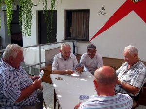 Kartenspieler von Inzenhof