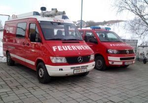 Unsere Fahrzeuge – KLF – MTF-A – Anhänger