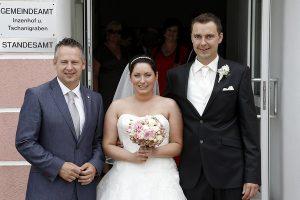 Eheschließungen in Inzenhof
