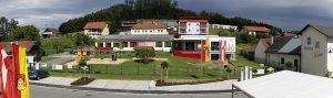 Eröffnung Dorfzentrum