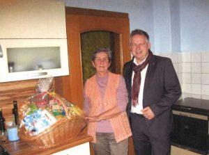 Gratulation – 75. Geburtstag von Charlotte Linsbauer