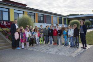 Erster Schultag 2015