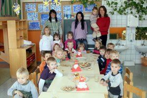 Kindergartengruppe 2010/2011