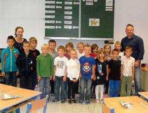 Neue Homepage der Volksschule und des Kindergartens