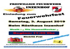 FF-Inzenhof-Feuerwehrfest